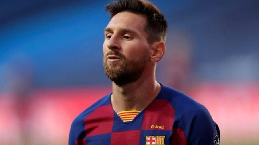 Messi quebrará silêncio sobre seu futuro em entrevista