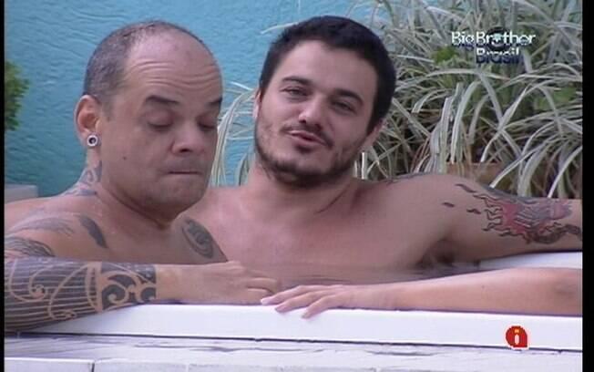 Rafa expõe opinião sobre a vitória do Praia na Prova do Anjo
