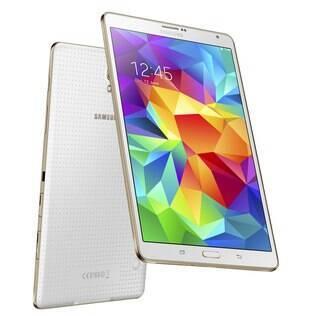 Tablet de 8,4 polegadas é novidade da linha Galaxy Tab S da Samsung