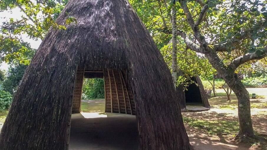 Parque Memorial Quilombo dos Palmares- AL