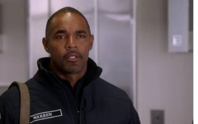 Ben Warren é o novo bombeiro da série Station 19