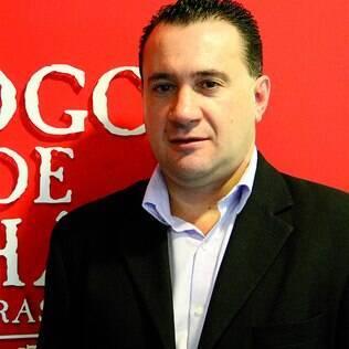 Claudiomiro Rigo, diretor da Fogo de Chão