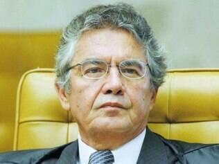Ministro Marco Aurélio foi o relator do caso de Estevão no Supremo