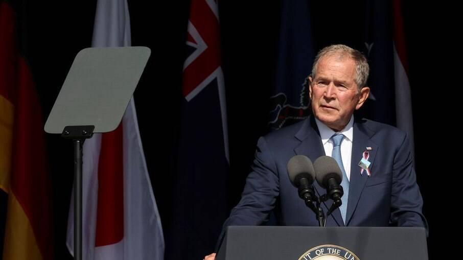 George W. Bush lamenta desunião dos EUA