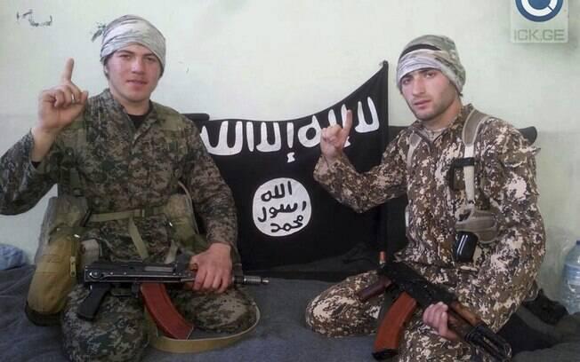 Cerca de 200 jovens foram lutar na Síria vindos da Geórgia (Arquivo)