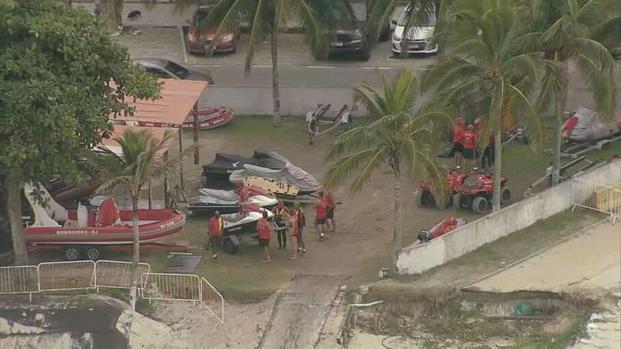 Copor de bombeiros encontra corpo de tenente desaparecido desde da última sexta-feira (23)