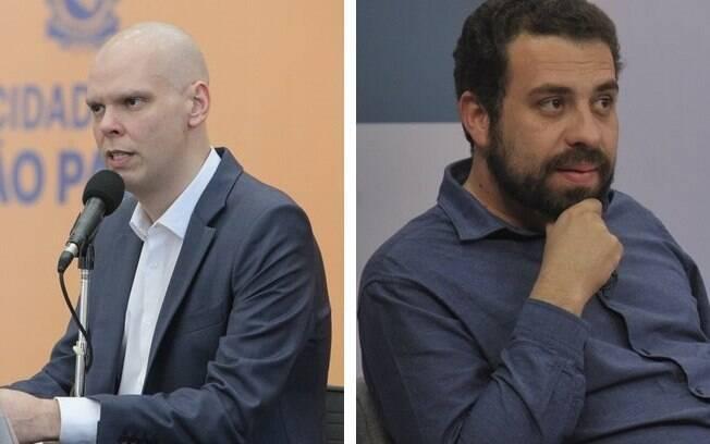 Bruno Covas (PSDB) e Guilherme Boulos (PSOL) estão no 2º turno
