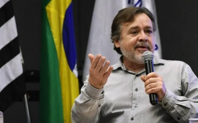 Ney Carrasco, secretário da Cultura de Campinas.