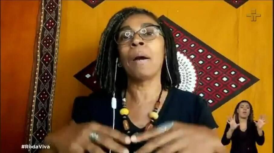 Jurema Wernek, ativista e diretora-executiva da Anistia Internacional Brasil