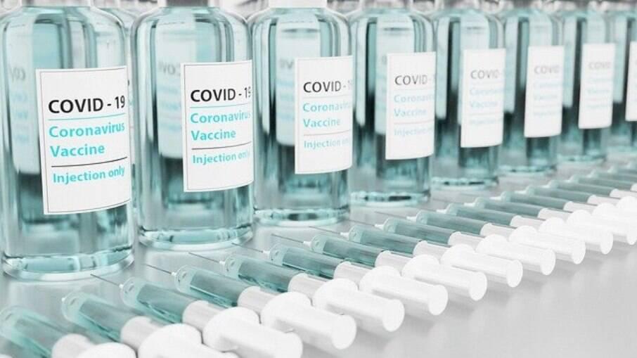 Imunização contra o novo coronavírus