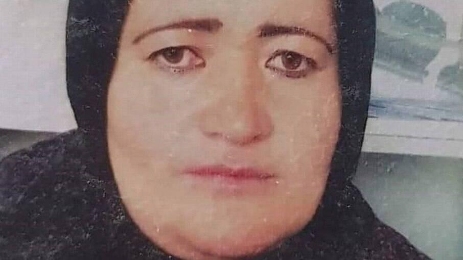 A policial Banu Negar estava grávida de oito meses; ela foi morta supostamente por militantes do Talibã