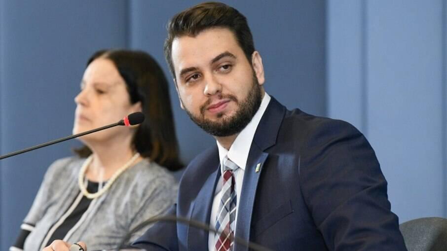 Filipe Martins, assessor especial da Presidência da República