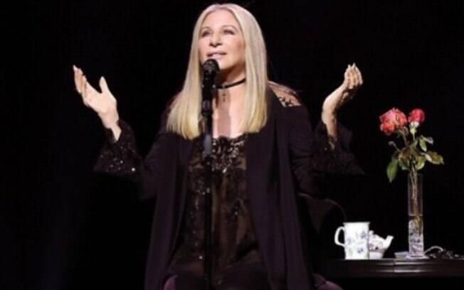 Barbra Streisand revelou em entrevista que clonou sua cachorrinha duas vezes