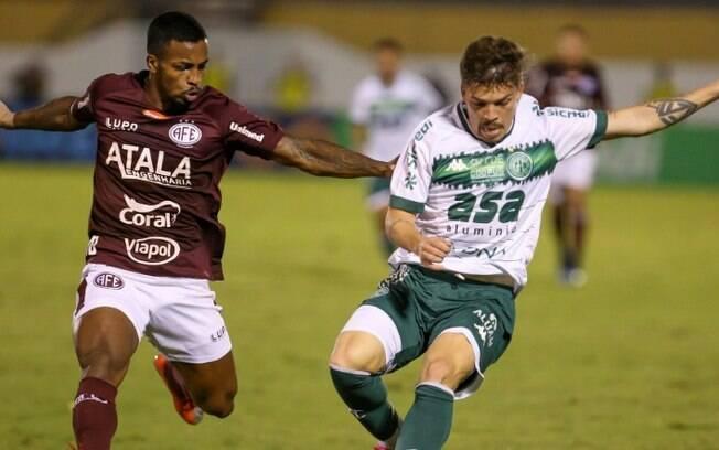 Guarani vence Ferroviária e entra na disputa pela classificação