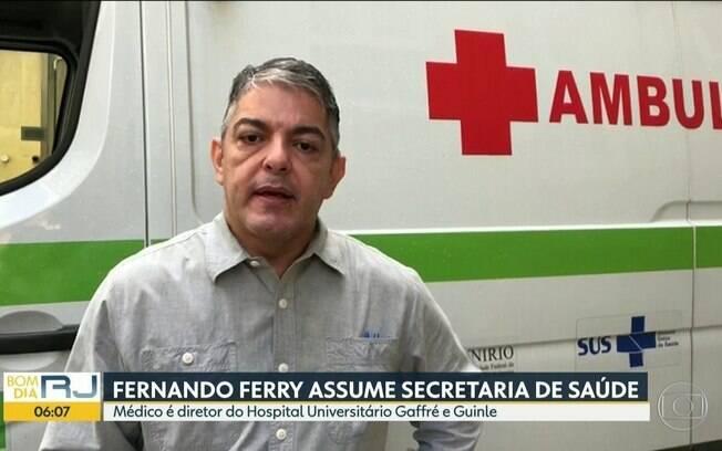 Fernando Ferry