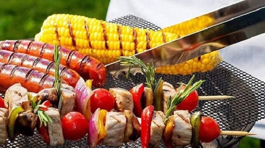 Tela grill
