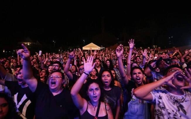 Festival Dosol acontece anualmente em Natal (RN), levando novas e consagradas bandas ao nordeste