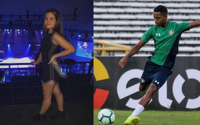 Mel Maia e João Pedro são flagrados juntos e seguidores desconfiam de namoro