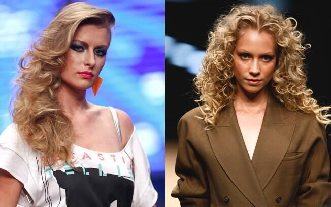 As ondas invadiram as passarelas do Hair Fashion Show