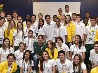 Giba deu força ao Time Brasil, que está no ciclo olímpico, com importantes competições neste ano