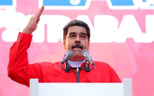 Presidente Nicolás Maduro mandou prender 13 pessoas na Venezuela