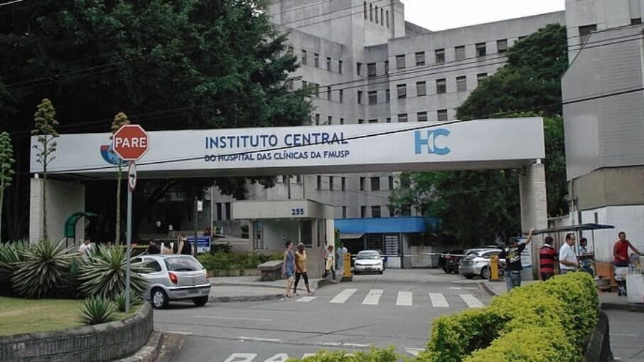 Hospital das clínicas da USP