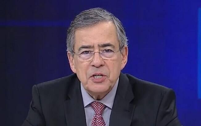 Jornalista Paulo Henrique Amorim foi afastado da Record após mais de uma década no Domingo Legal