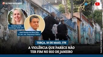 Especialistas discutem realidade de violência no Rio de Janeiro