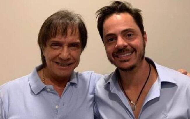 Roberto Carlos e Dr. Thiago Bianco