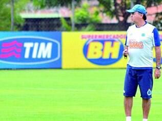 Mudanças. Como já havia feito na rodada passada, Marcelo Oliveira vai mandar o time reserva para o jogo contra o Atlético-PR hoje