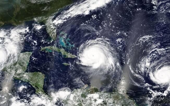 É possível prever furacões com um ano e meio de antecedência? Pesquisadores acreditam que sim
