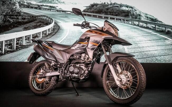 Honda XRE 190 Special Edition