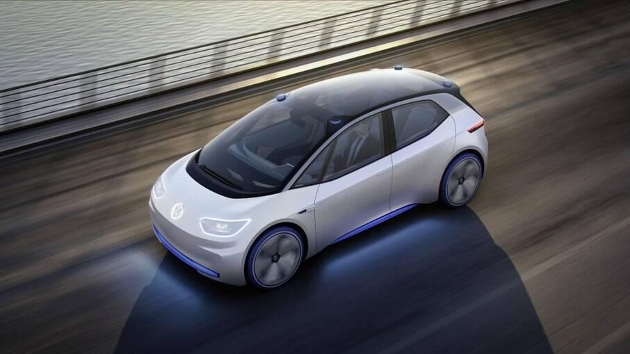 VW terá novos veículos autônomos capazes de serem atualizados em tempo real, como a linha da rival Tesla
