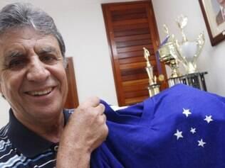 Piazza conquistou títulos importantes no Cruzeiro, como à Taça Brasil e o troféu da Libertadores