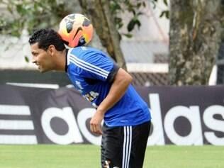 André Santos ainda não está pronto para estrear pelo Flamengo