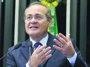 Na mira.   Presidente do Congresso, Renan Calheiros será chamado a depor na CPI da Petrobras