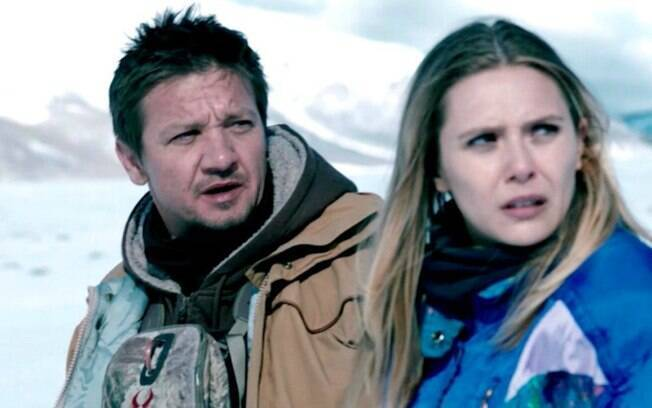 Jeremy Renner e Elizabeth Olsen