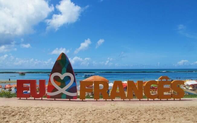 A Praia do Francês