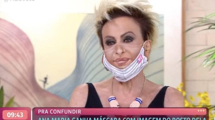 Ana Maria Braga é a rainha dos memes matinais