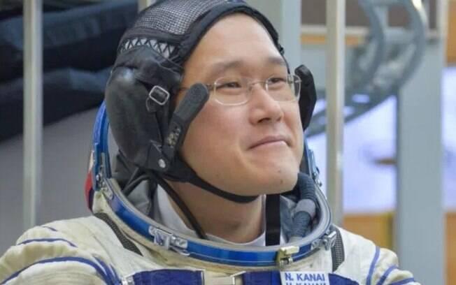 Fim das esperanças para os baixinhos: astronauta Norishige Kanai revelou que houve engano na sua medição