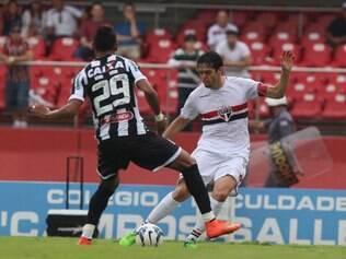 Kaká jogou sua última partida com a camisa do São Paulo no Morumbi