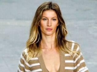 Modelo Gisele Bundchen declarou que a mulher deve cuidar de si em primeiro lugar