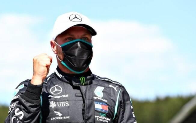 Finlandês largará na primeira posição do grid neste domingo