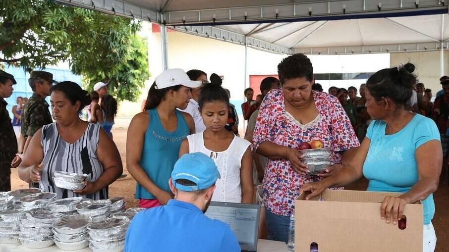 Mulheres que vem da Venezuela, encontram dificuldades para arrumarem emprego