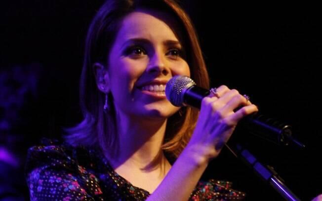 Sandy canta no show de Nerina Pallot na sexta (26/08)