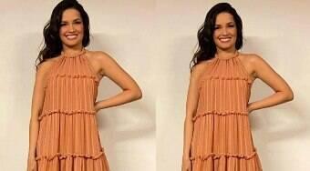 Vestido usado por Juliette em live com Gilberto Gil esgota em site