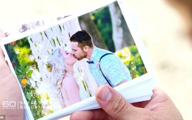 O casal ficou pouco tempo casado e hoje Ben ajuda a arrecadar dinheiro para instituição