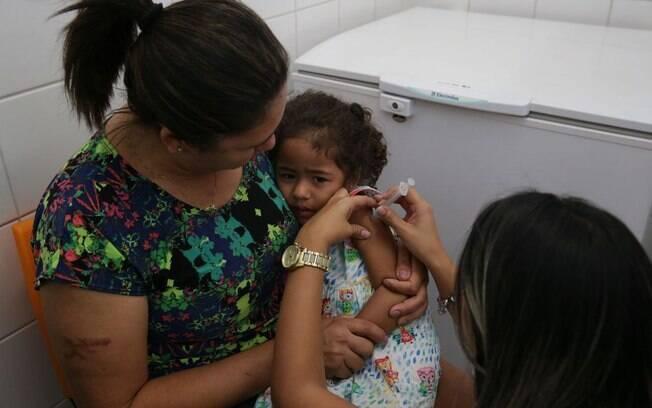 Vacinação contra o sarampo começou nesta semana na cidade de São Paulo, que já contabiliza 778 casos da doença