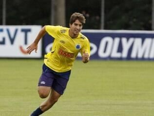 Lucas Silva prometeu forte marcação na dupla Arrascaeta e Gedoz