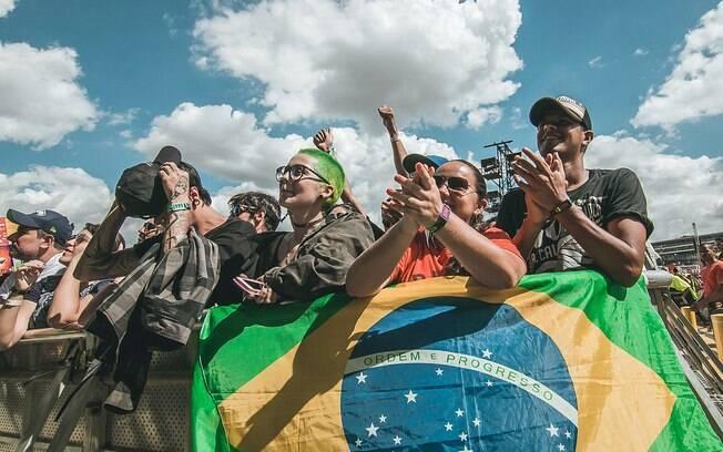 Artistas nacionais tiveram muito público nos dois primeiros dias de Lollapalooza Brasil